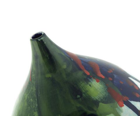 Элитная ваза декоративная Abstraction средняя от S. Bernardo