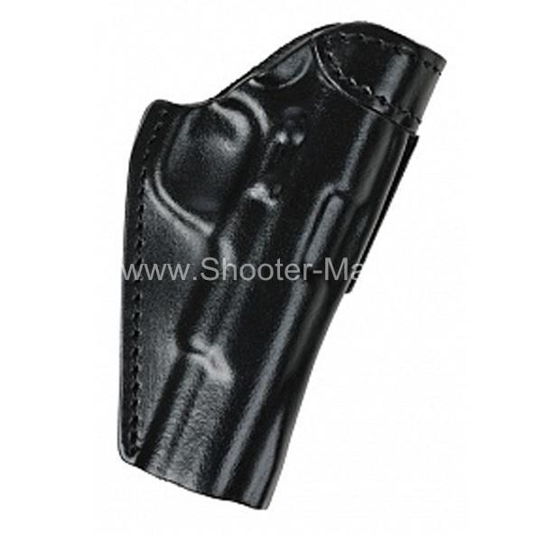 Кожаная кобура на пояс для пистолета ТТ ( модель № 7 )