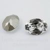 4120 Ювелирные стразы Сваровски Crystal  (14х10 мм) ()