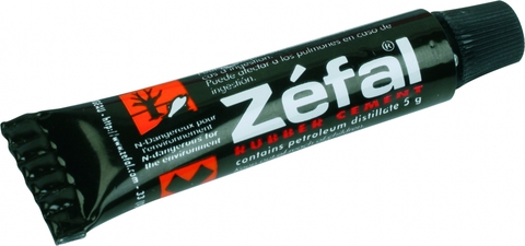 Клей резиновый Zefal Rubber cement 5 gr