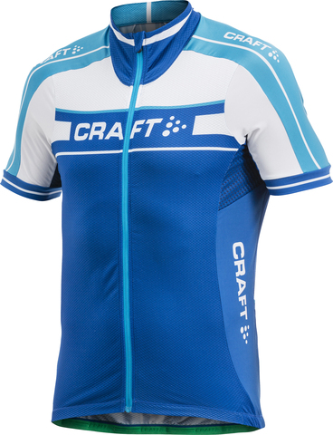 Велофутболка Craft Performance Bike Grand Tour Blue мужская