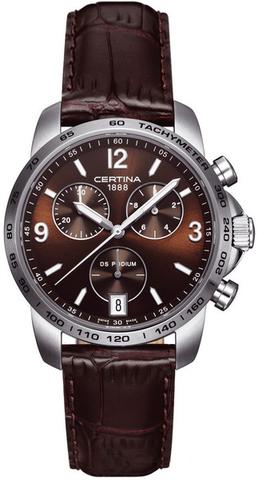 Купить Наручные часы Certina C001.417.16.297.00 по доступной цене