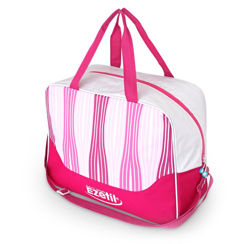 Сумка-холодильник (термосумка) Ezetil Fashion, 30L (розовая)