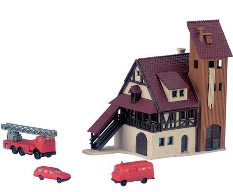 Пожарное депо MARKLIN 89800