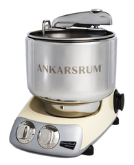 Тестомес комбайн Ankarsrum AKM6290C Assistent кремовый (расширенный комплект)