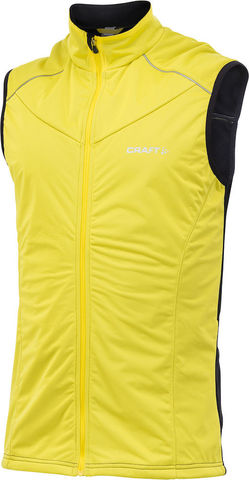 Жилет Craft PXC Storm Vest Yellow мужской