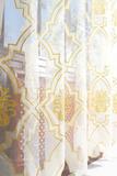 Штора - Органза (Дамаск)