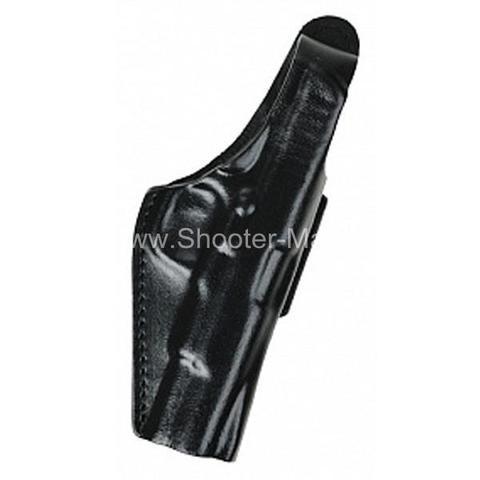Кожаная кобура на пояс для пистолета ТТ ( модель № 8 )