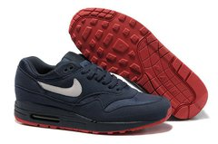 Кроссовки мужские Nike Air Max 87 Dark Blue White Red