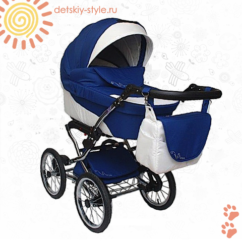 "Коляска Stroller B&E ""Maxima Brilliance"" 3в1"