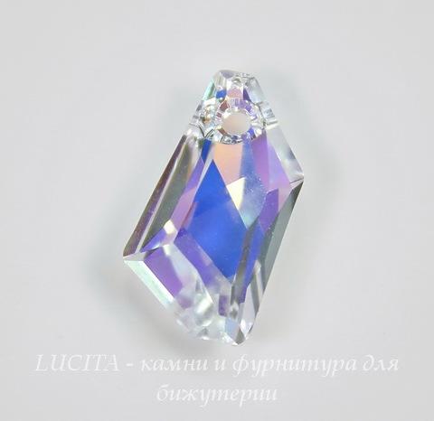 6670 Подвеска Сваровски De-Art Crystal AB (18 мм) ()