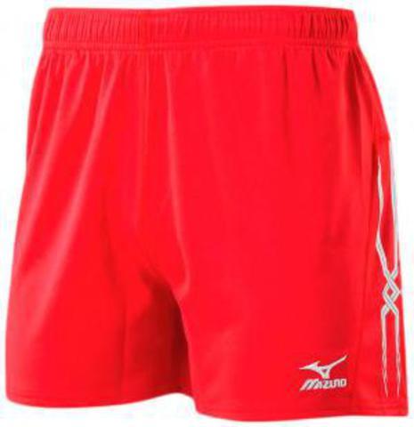 Шорты волейбольные Mizuno Premium Short red мужские