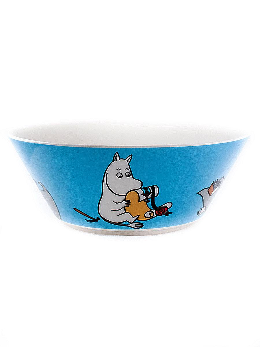 Moomin Тарелка глубокая Муми-тролль