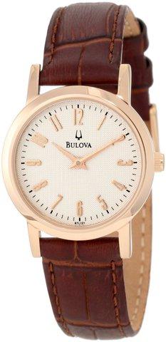 Купить Наручные часы Bulova Классика 97L121 по доступной цене