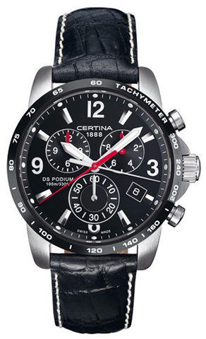Купить Наручные часы Certina C001.617.26.057.00 по доступной цене