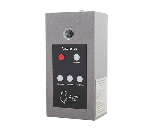 Алкотестер для проходной Sentech Korea Динго В-01