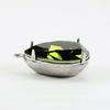 Сеттинг - основа - подвеска Капля для страза 18х13 мм (оксид серебра) ()