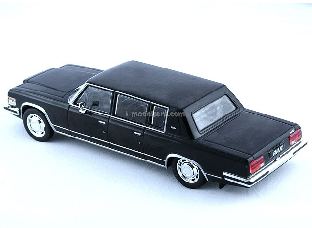 ZIL-4104 black 1:43 DeAgostini Auto Legends USSR #58