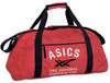 Сумка Asics Training Bag red