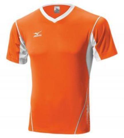 Футболка волейбольная Mizuno Premium Top orange