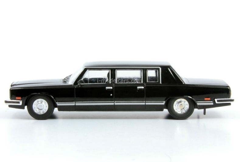 ZIL-41045 black 1:43 DeAgostini Auto Legends USSR #135
