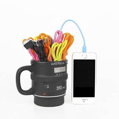 Цветной кабель для iPhone (iPhone 4 / Оранжевый)