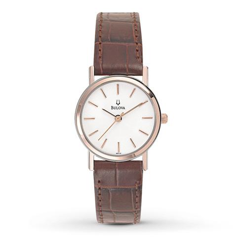 Купить Наручные часы Bulova Классика 98V31 по доступной цене