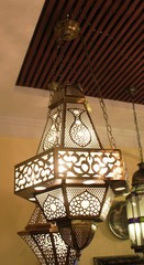 люстра в восточном стиле 02-18 ( by Arab-design )