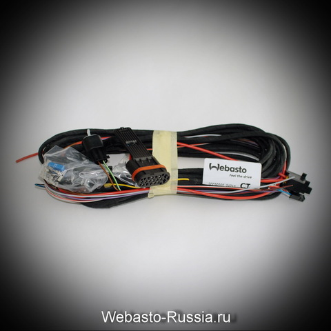 Проводка для Webasto Air Top 2000 ST