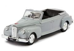 ZIS-110B gray 1:43 DeAgostini Auto Legends USSR #108