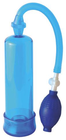 Мужская вакуумная помпа для члена Beginners Power (5,5 х 19 см)