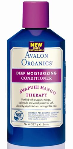 Терапевтический увлажняющий кондиционер с манго, Avalon Organics
