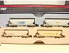 Набор из 4-х вагонов с углем MARKLIN 82620