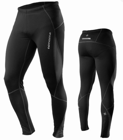 Термотайтсы Thermotights Noname 2012 black унисекс