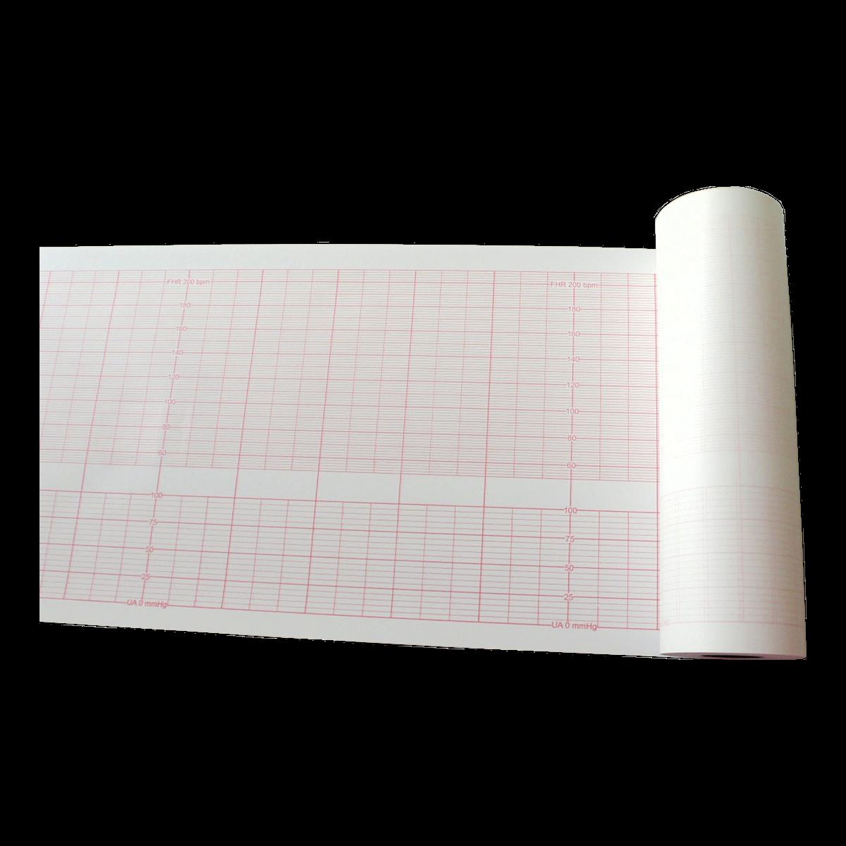 151х24х16, бумага КТГ для BIONET Fetacare 1400, реестр 4082