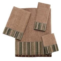 Полотенце 41х76 Avanti Odele коричневое