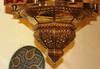 люстра в восточном стиле 02-17 ( by Arab-design  )