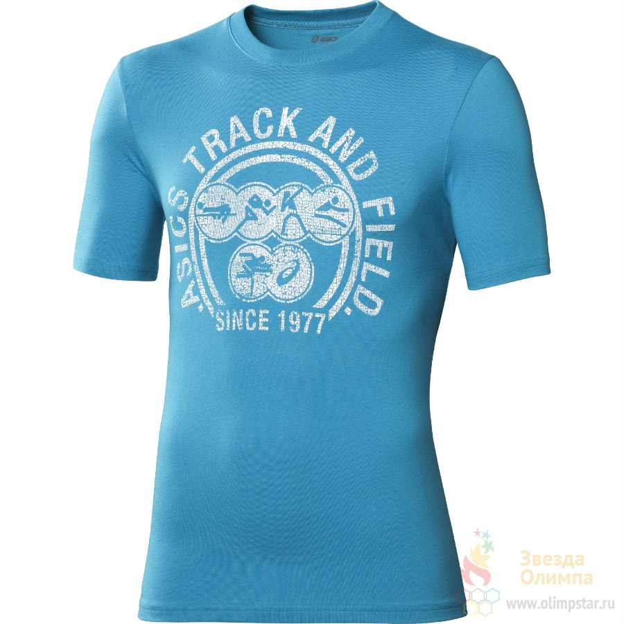 Футболка ASICS TRACK & FIELD TEE