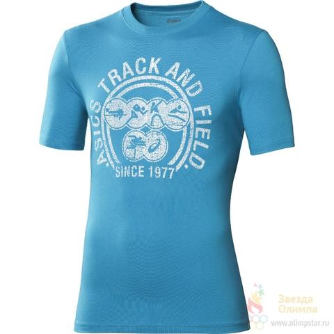 Футболка для бега ASICS TRACK & FIELD TEE