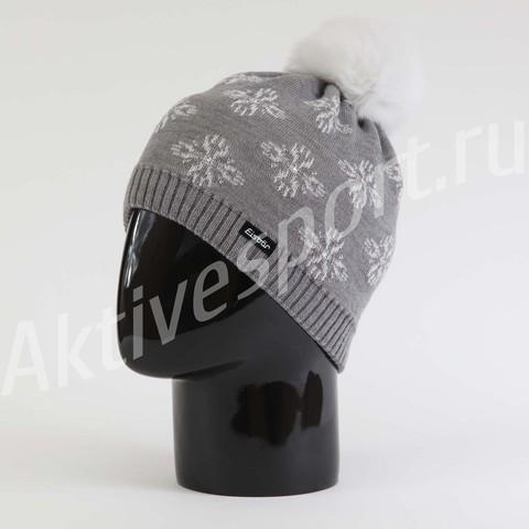 шапка Eisbar Royal Fur Crystal 006