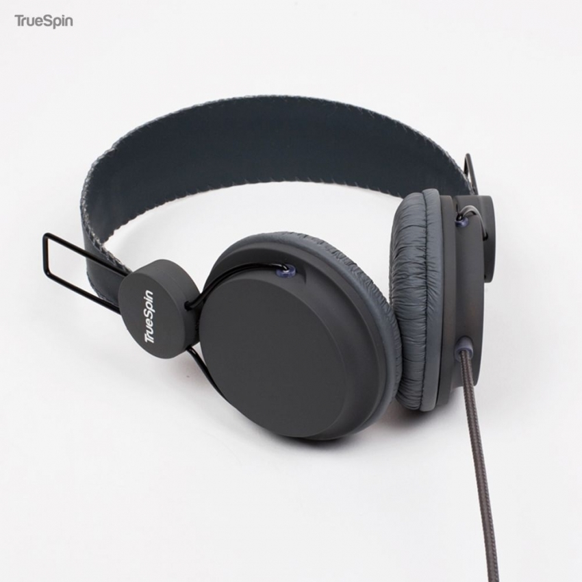 Наушники TRUESPIN BASIC HEADPHONE GREY