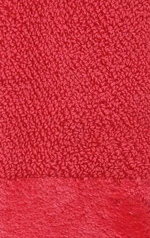 Элитный коврик для ванной Fyber красный от Carrara