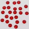 2028/2058 Стразы Сваровски холодной фиксации Light Siam ss12 (3,0-3,2 мм), 12 штук