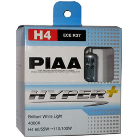 Галогенные лампы PIAA H4 HE-830 (4000K) Hyper Plus