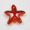 6721 Подвеска Сваровски Морская Звезда Crystal Red Magma (20 мм) ()