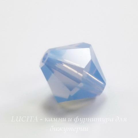5328 Бусина - биконус Сваровски Air Blue Opal 8 мм