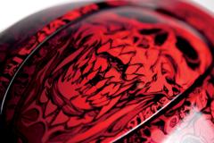 Мотошлем - ICON AIRMADA PARAHUMAN (красный)
