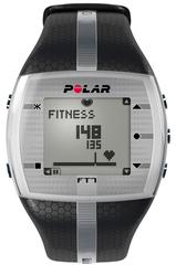 Пульсометр для фитнеса Polar FT7M Black/Silver