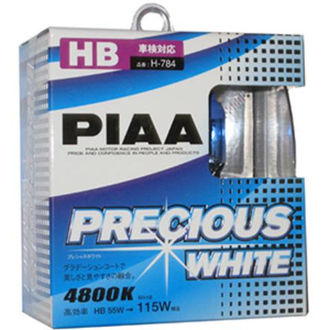 Галогенные лампы PIAA HB3 H-784 (4800K) Precious White