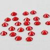 2028/2058 Стразы Сваровски горячей фиксации Light Siam  ss12 (3-3,2 мм), 10 штук ()